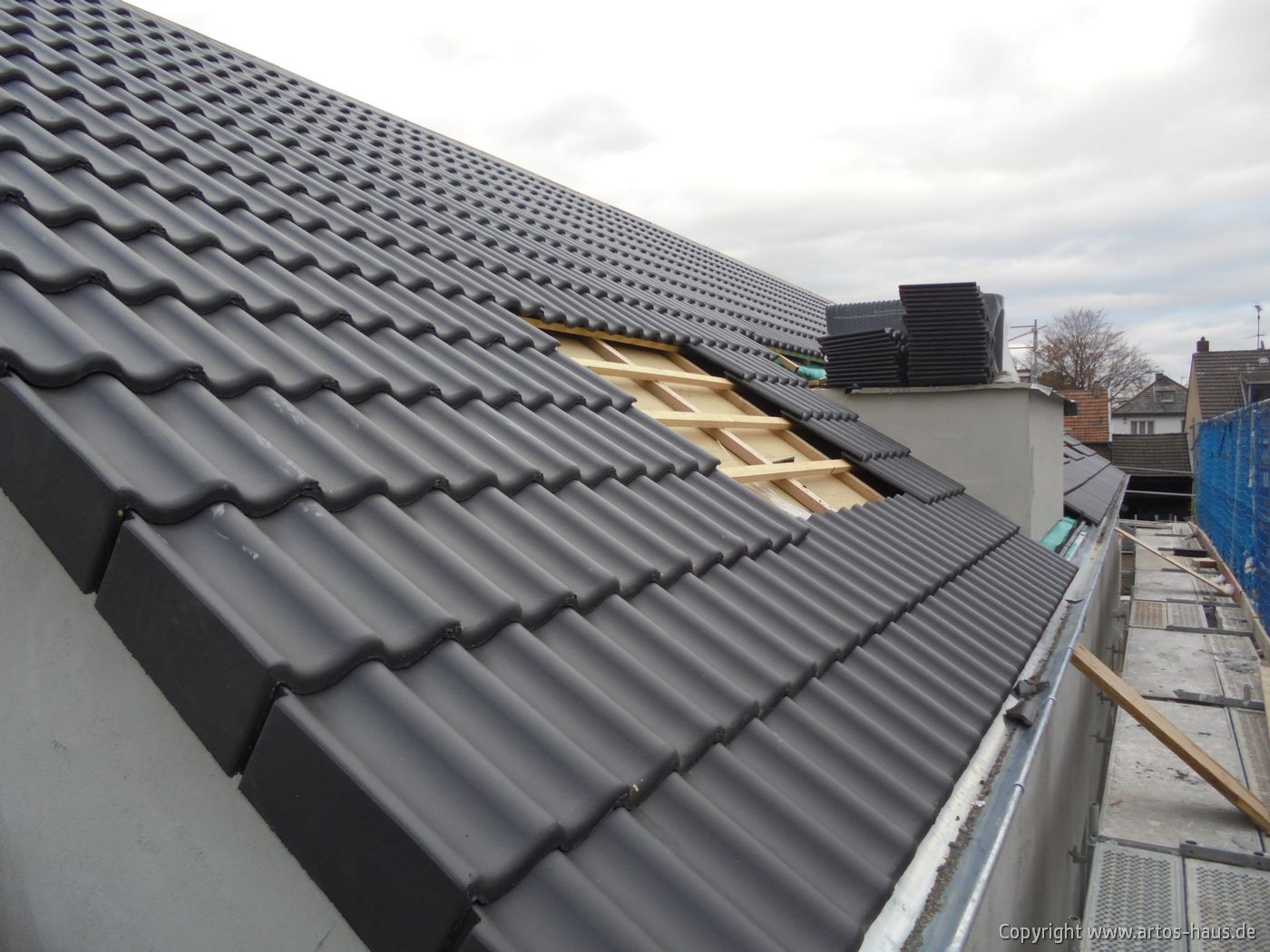 Dachdeckerarbeiten in Pulheim / ARTOS-HAUS Foto 4