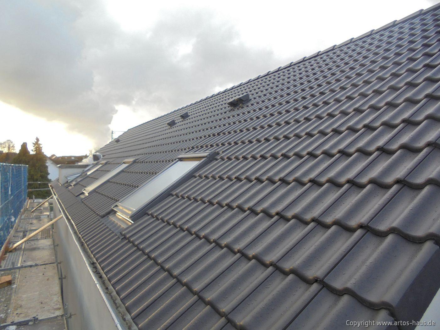 Dachdeckerarbeiten in Pulheim / ARTOS-HAUS Foto 3