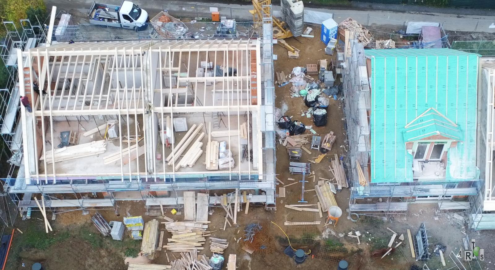 Luftbild DHH Hürth 2