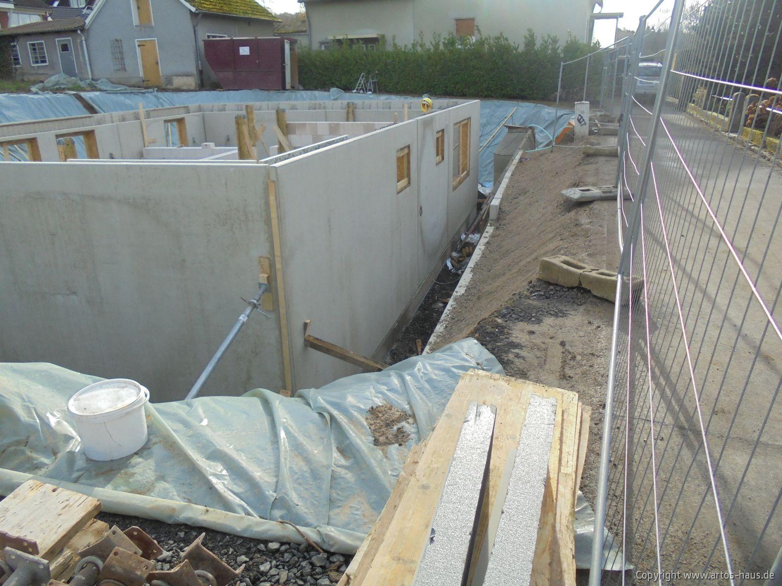 Kellerbauwerk Bild 1