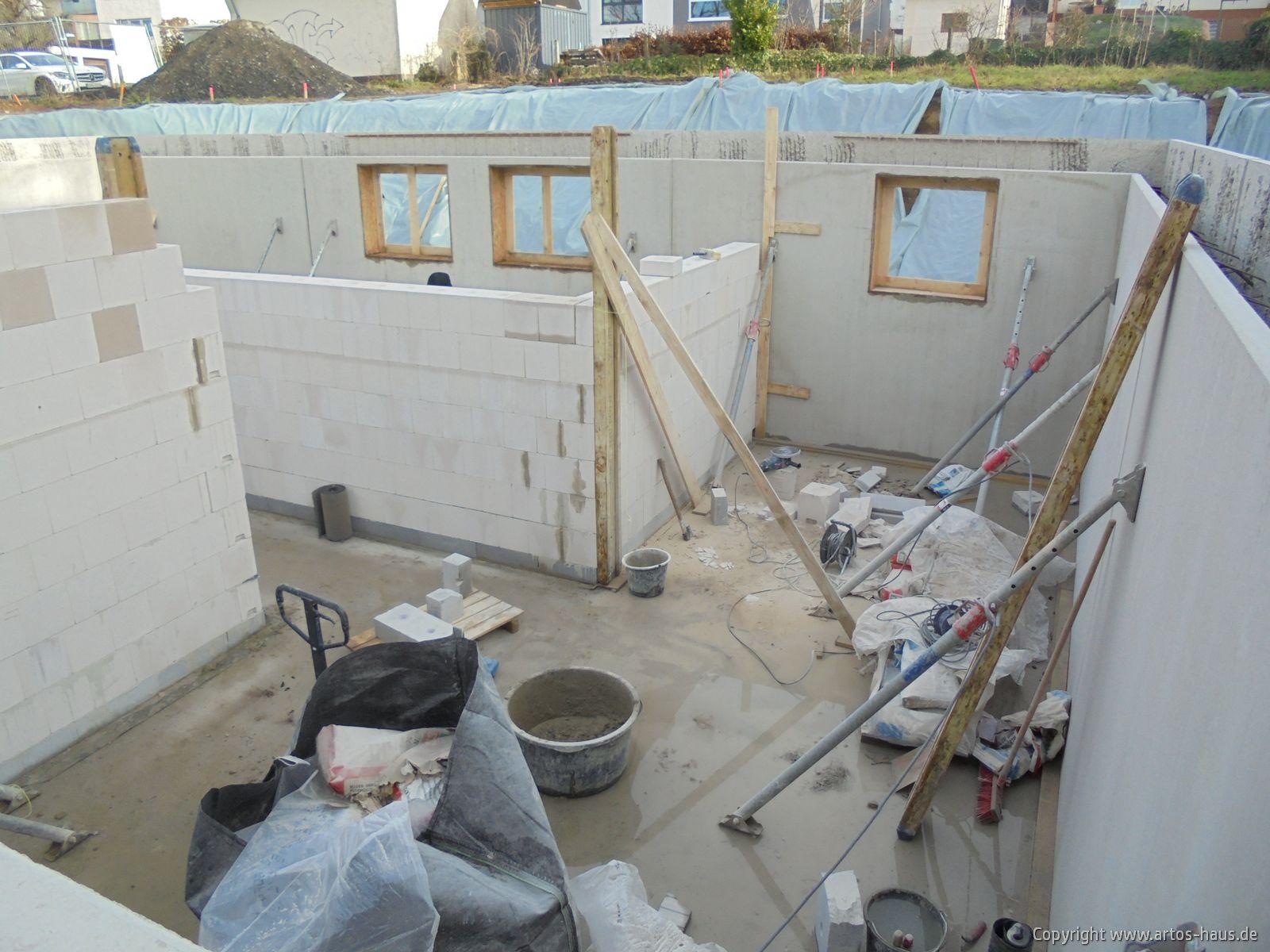 Kellerbauwerk Bild 3