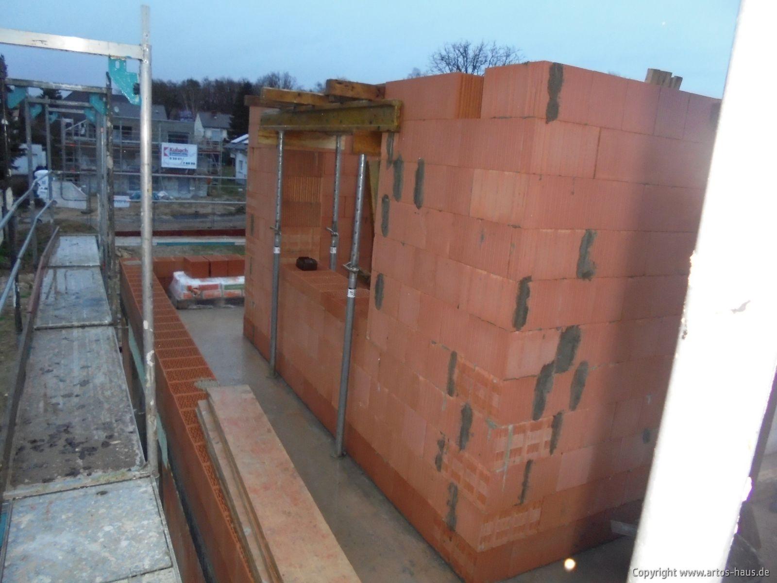 Rohbau der Baustelle in Bonn im Januar 2021 / ARTOS-HAUS Bild 7