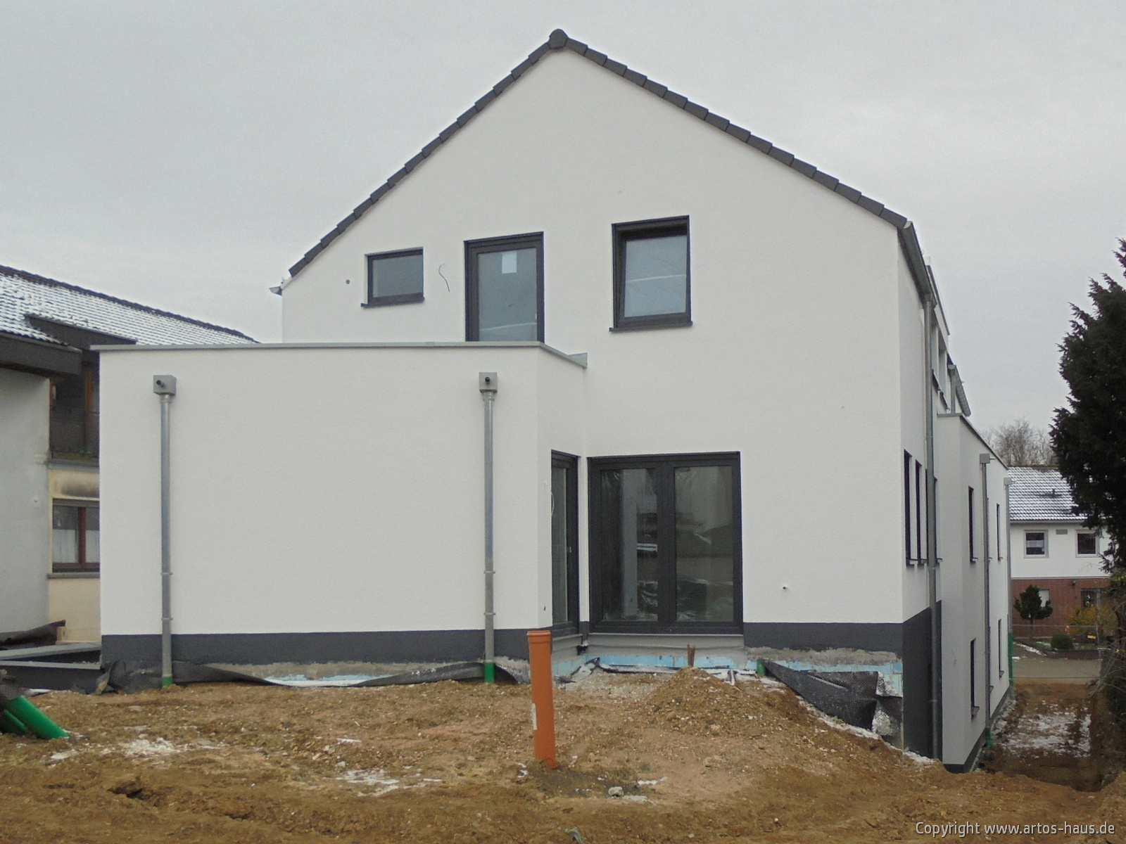 Mehrfamilienhaus Pulheim Baustand: im März 2021, ARTOS HAUS Bild 2