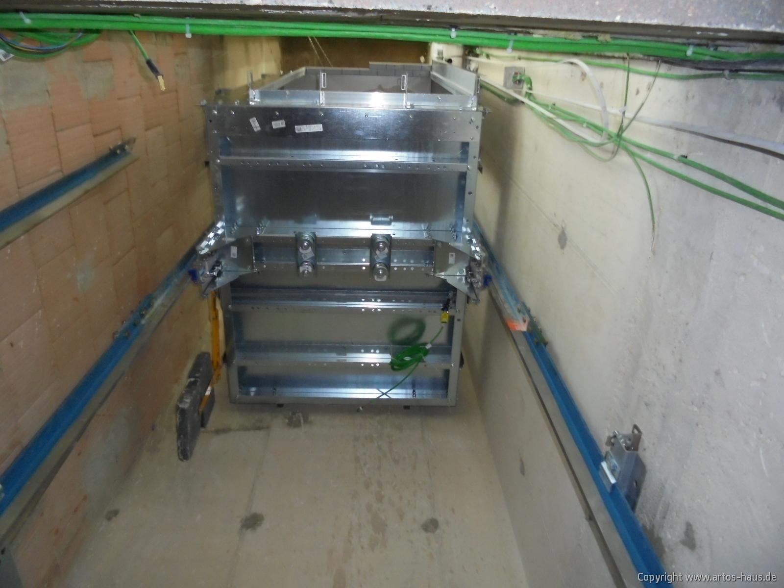 Aufzug des MFH Bild 2