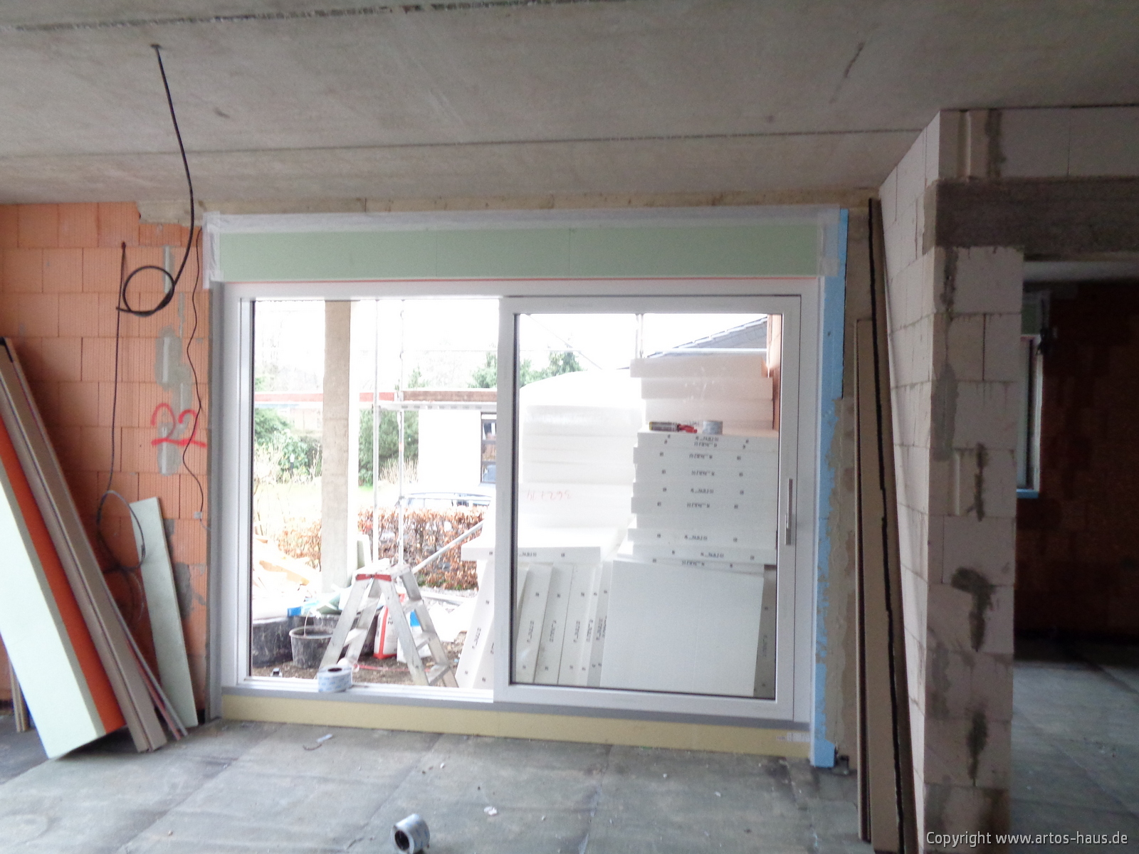 Fenstereinbau ARTOS HAUS 2021, Bild 2