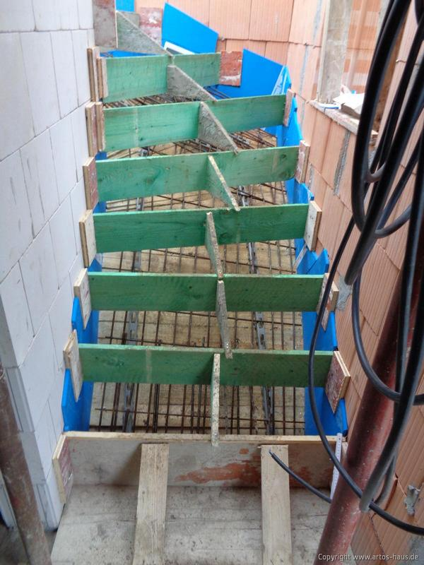 Treppenschaluing Bild 2