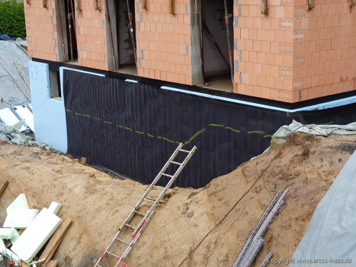 Kellerabdichtung ARTOS Bauvorhaben BONN Bild 2