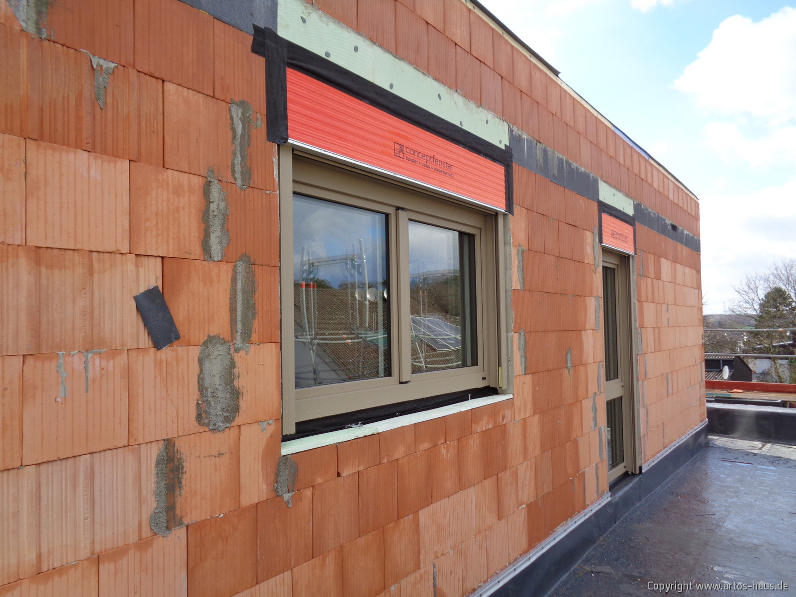 Fenstereinbau ARTOS HAUS 2021, Bild 3