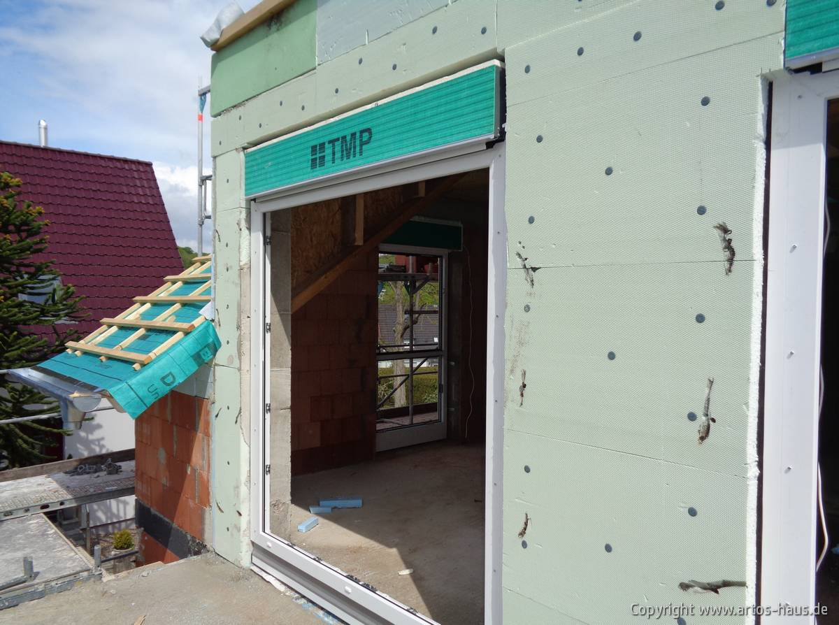 Einbau Fenster ARTOS HAUS Bild 3