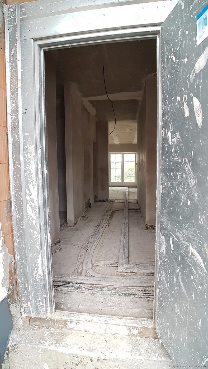 Putzarbeiten innen ARTOS HAUS März 2021 Bild 3