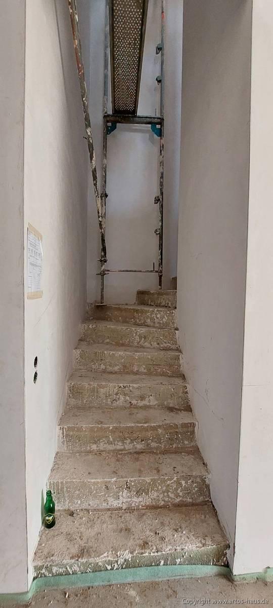Treppenaufgang Bild 1