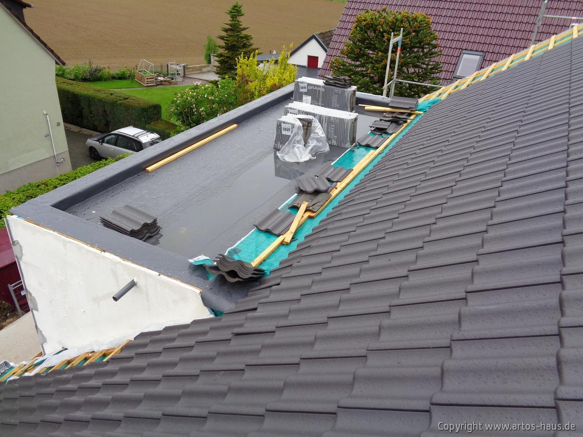 Dachdecker-Arbeiten Bild 6