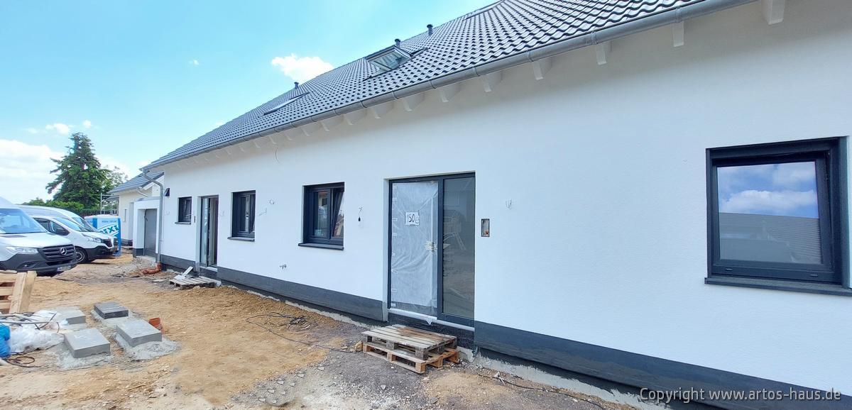 Einbau Haustüren ARTOS-HAUS BV in Hürth