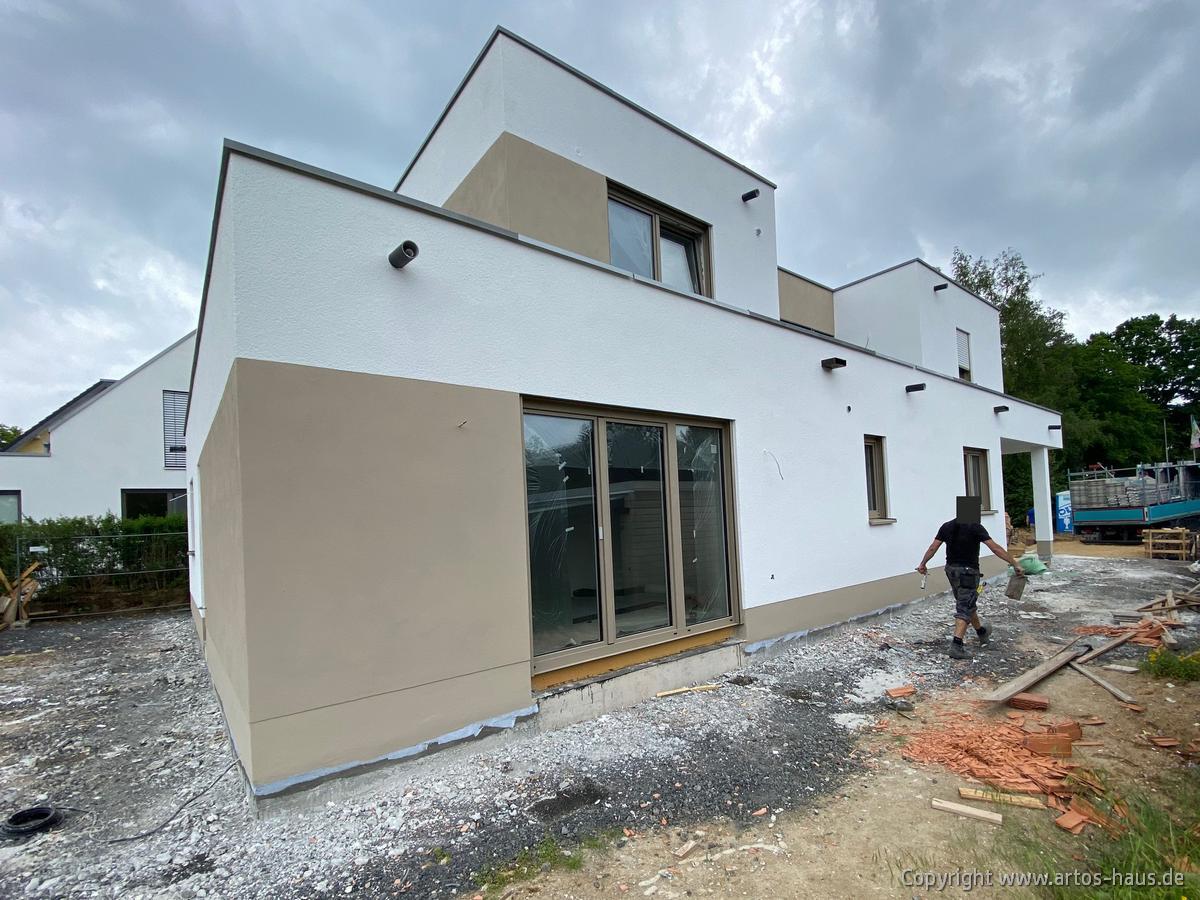 Aussenputz & Anstrich ARTOS HAUS 2021 BV Bild 2