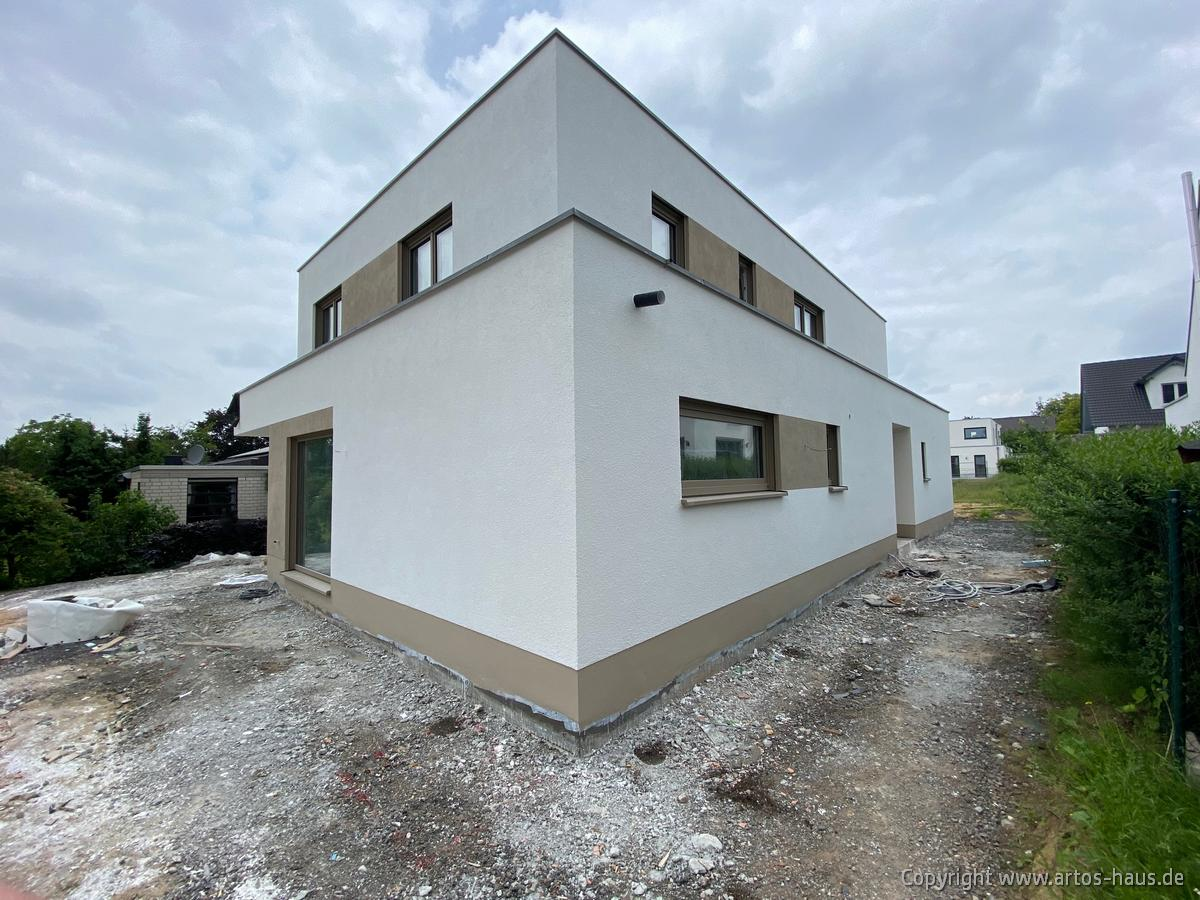 Aussenputz & Anstrich ARTOS HAUS 2021 BV Bild 4