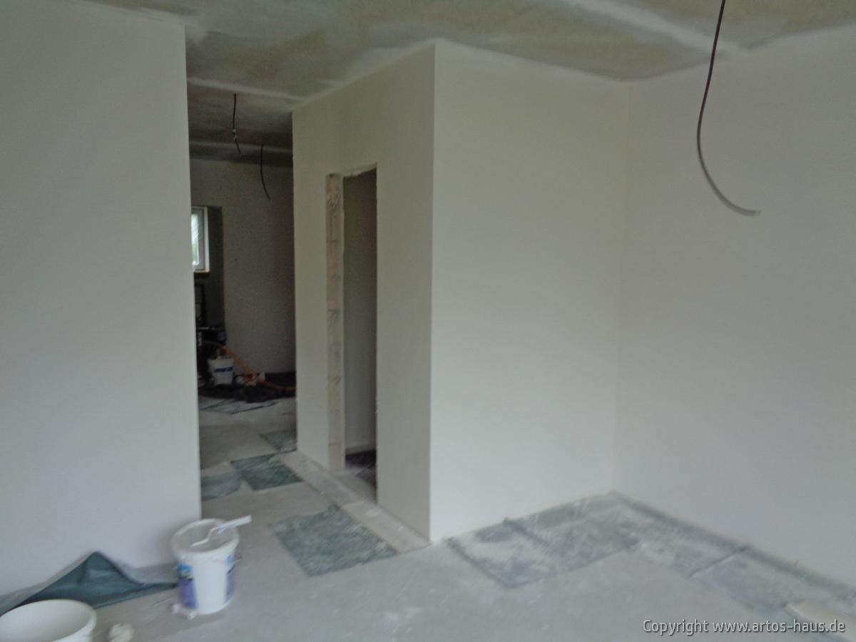 Malerarbeiten innen, Bild 1