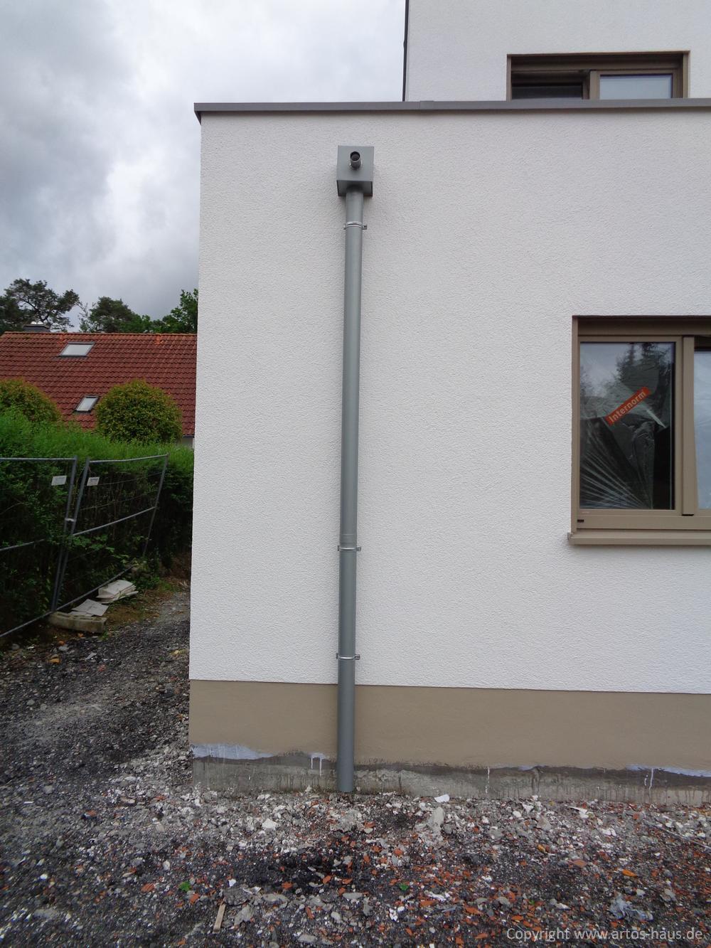 Baustatus Artos Bauvorhaben in Bonn im August 2021, Bild 3
