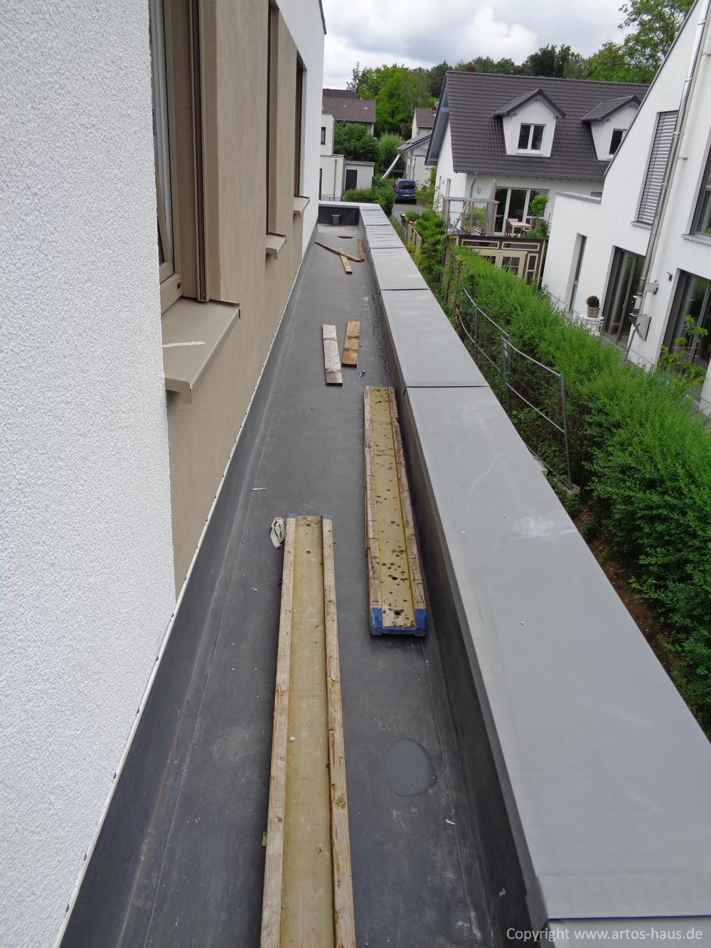 Baustatus Artos Bauvorhaben in Bonn im August 2021, Bild 1