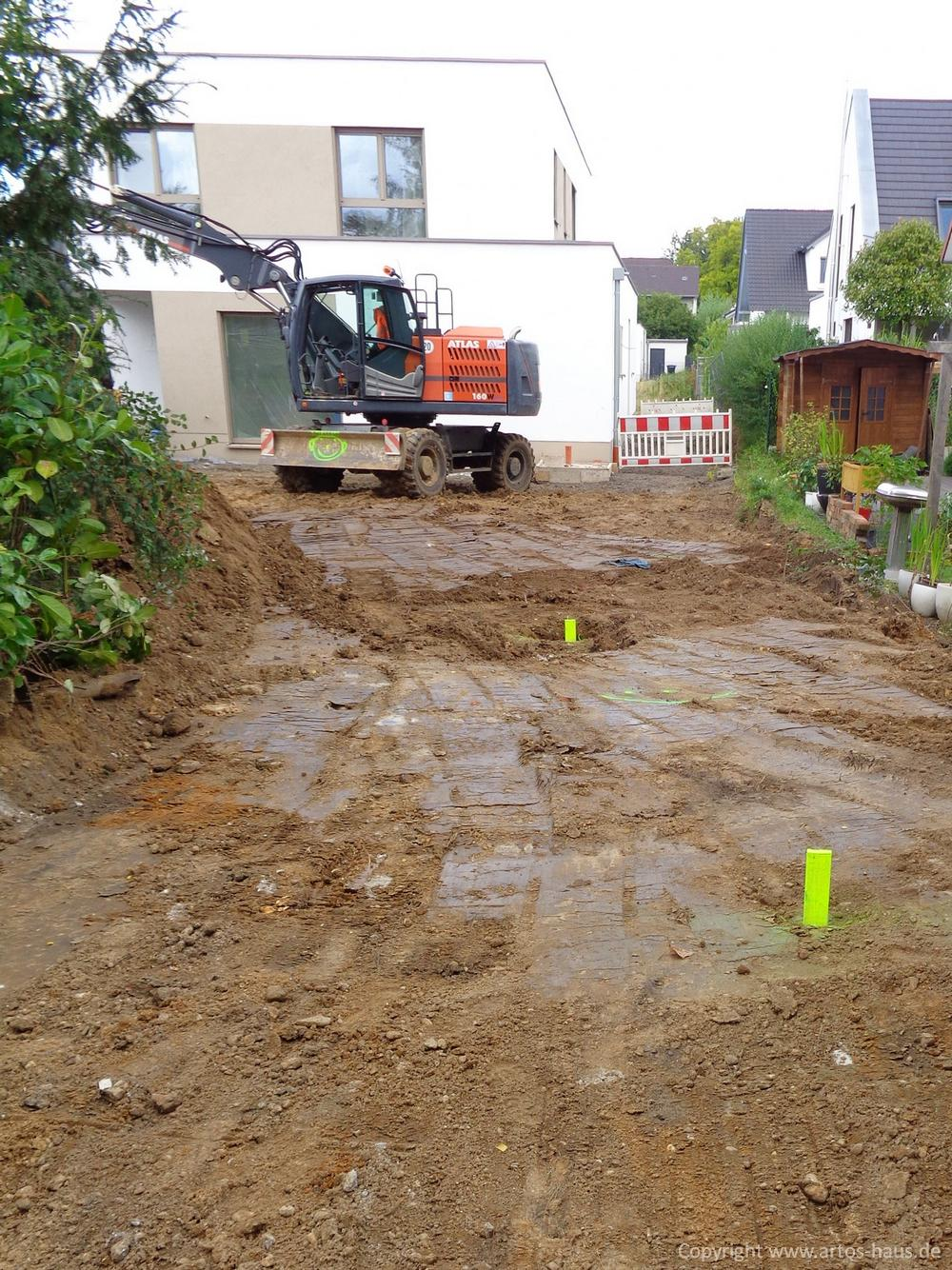 Baustatus Artos Bauvorhaben in Bonn im August 2021, Bild 9