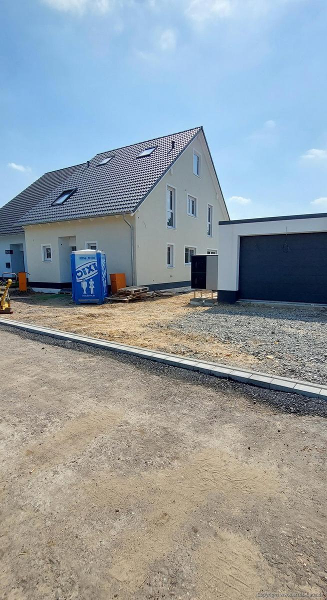 ARTOS HAUS in Hürth, 3 Doppelhaushälften Stand Juli 2021 Bild 6