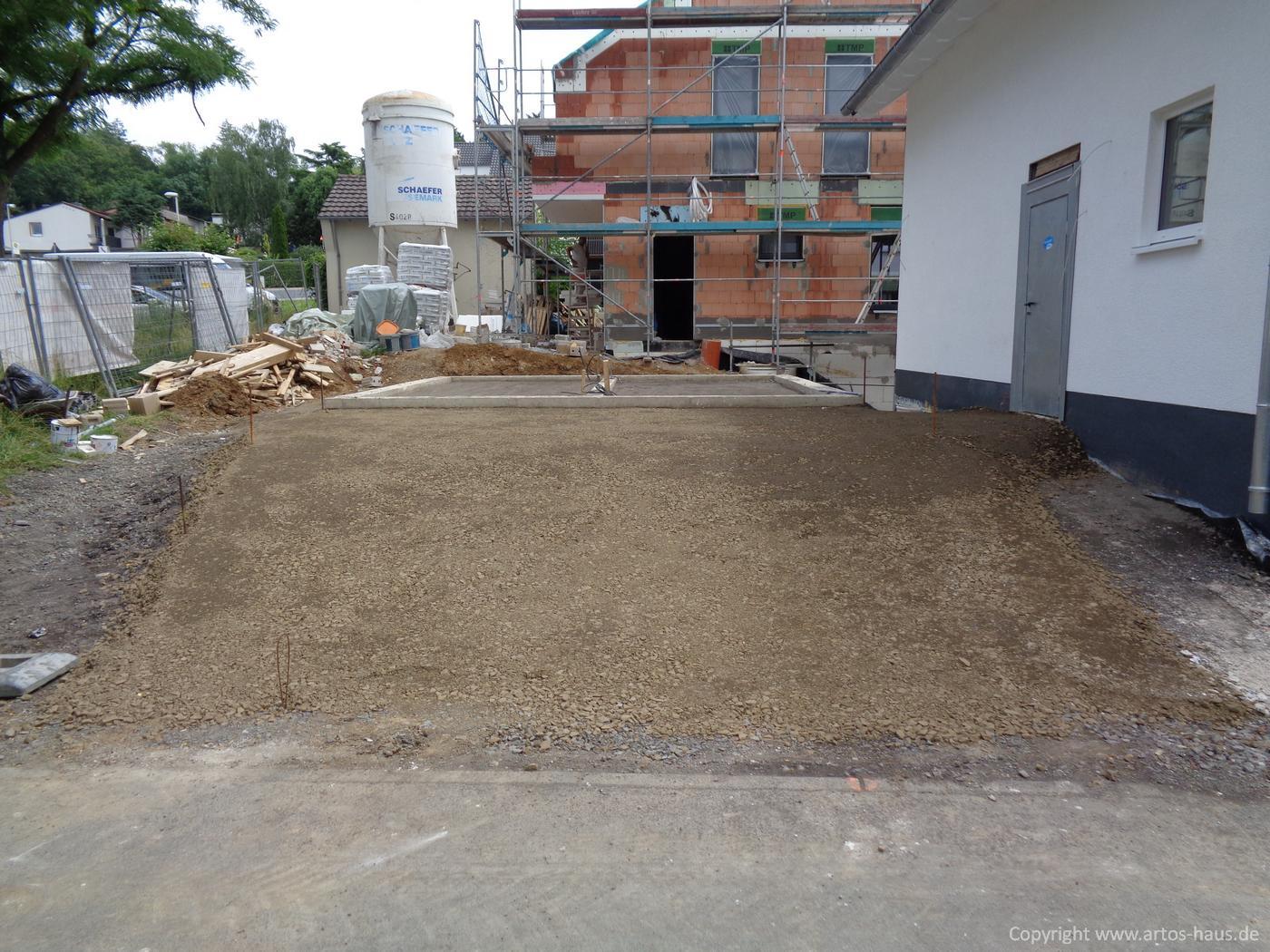 Zweifamilienhaus Bauvorhaben ARTOS HAUS Aussenansicht Bild 3