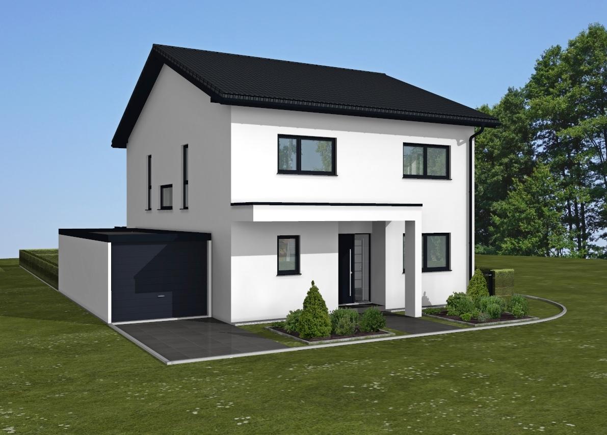 Bauvorhaben 2021 ARTOS-HAUS in Dormagen