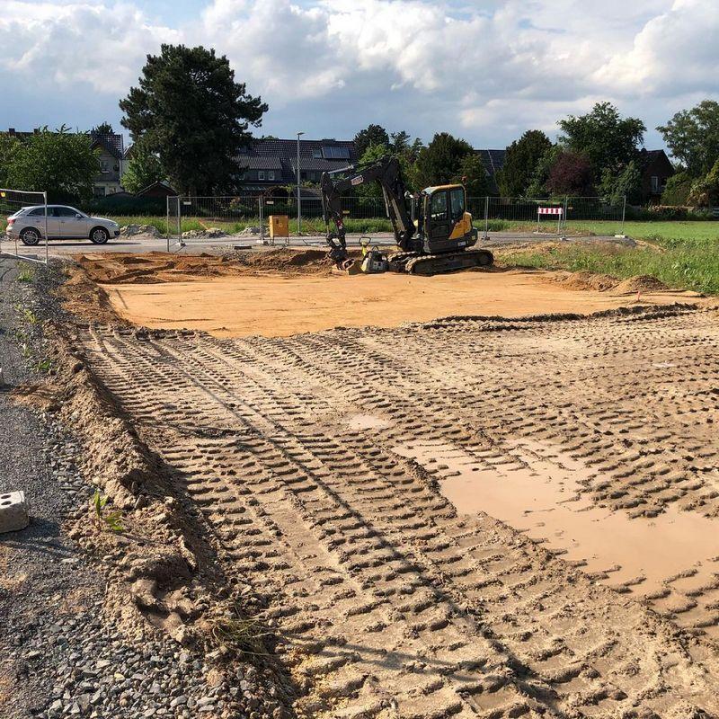 Baustelle Dormagen Juni 2021 Bild 3