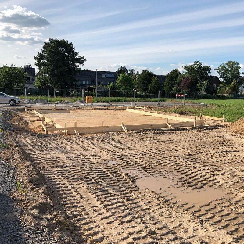 Baustelle Dormagen Juni 2021 Bild 2