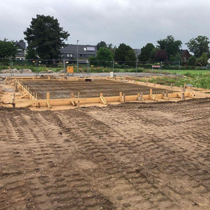 Baustelle Dormagen Juni 2021 Bild 1