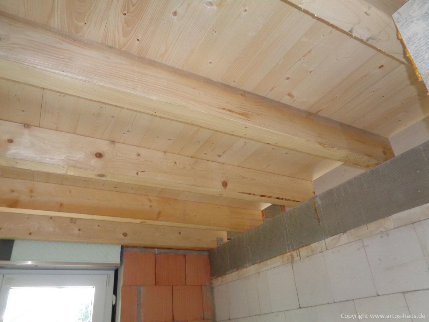Dacheindeckung Juli 2021 ein ARTOS-HAUS Bauvorhaben Bild 6