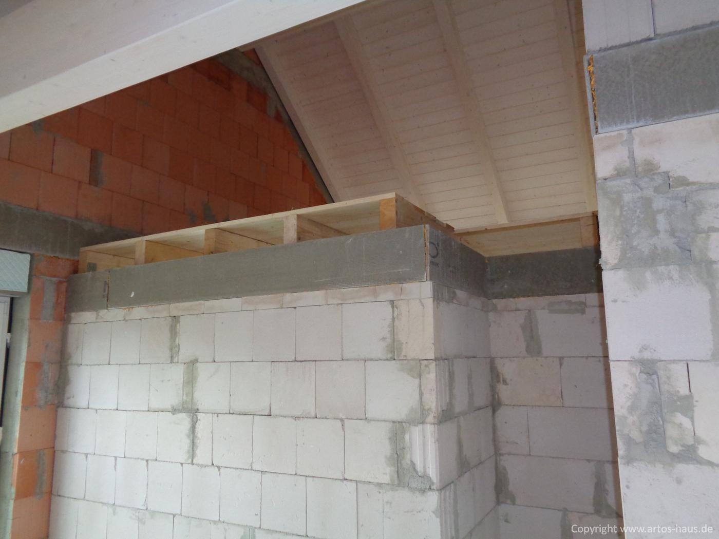 Dacheindeckung Juli 2021 ein ARTOS-HAUS Bauvorhaben Bild 10
