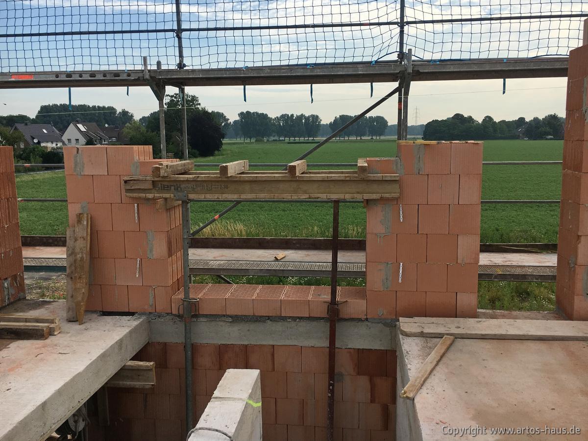 Rphbau im OG. Bauvorhaben Dormagen ARTOS-HAUS Juli 2021 Bild 2