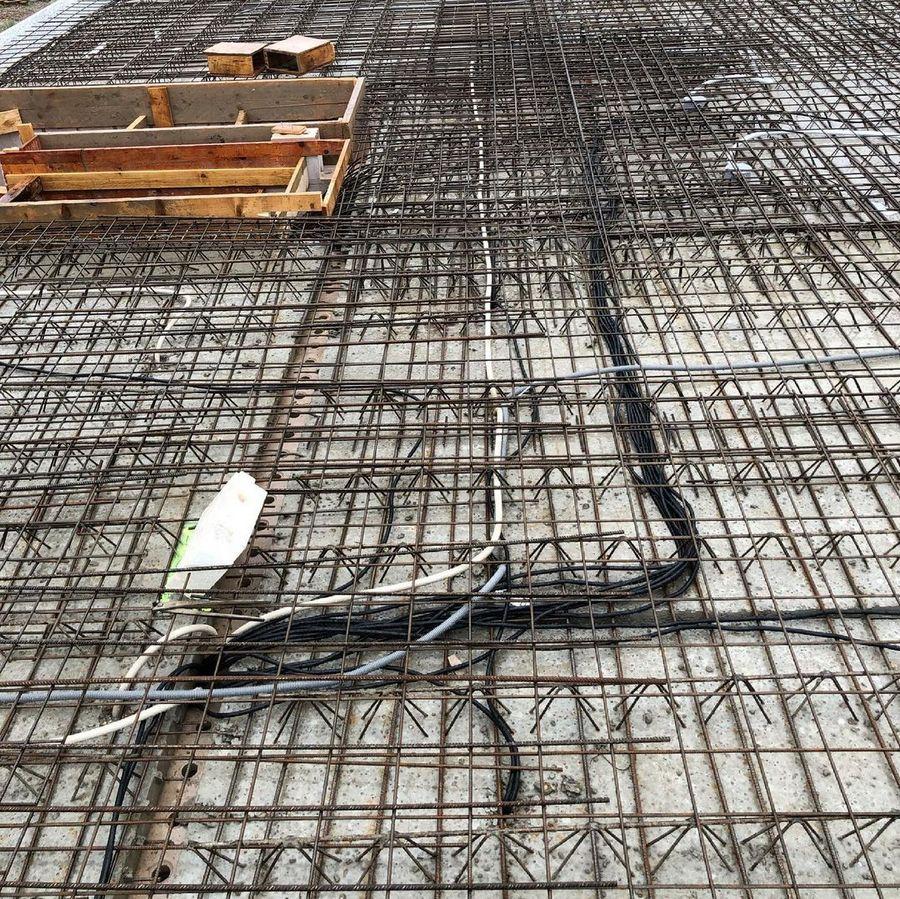 Kabel EG Decke