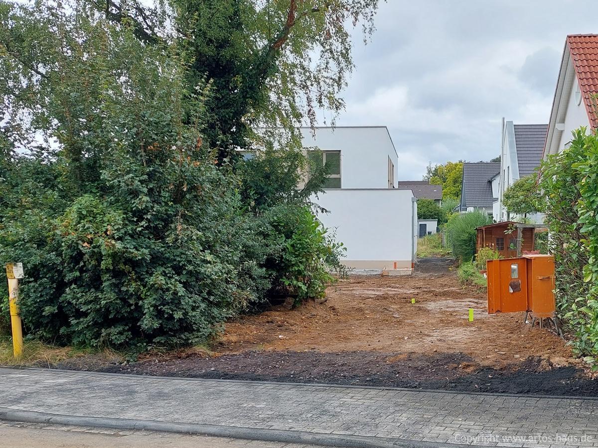 ARTOS HAUS Bauvorhaben in Bonn, STand September 2021 - Bild 2