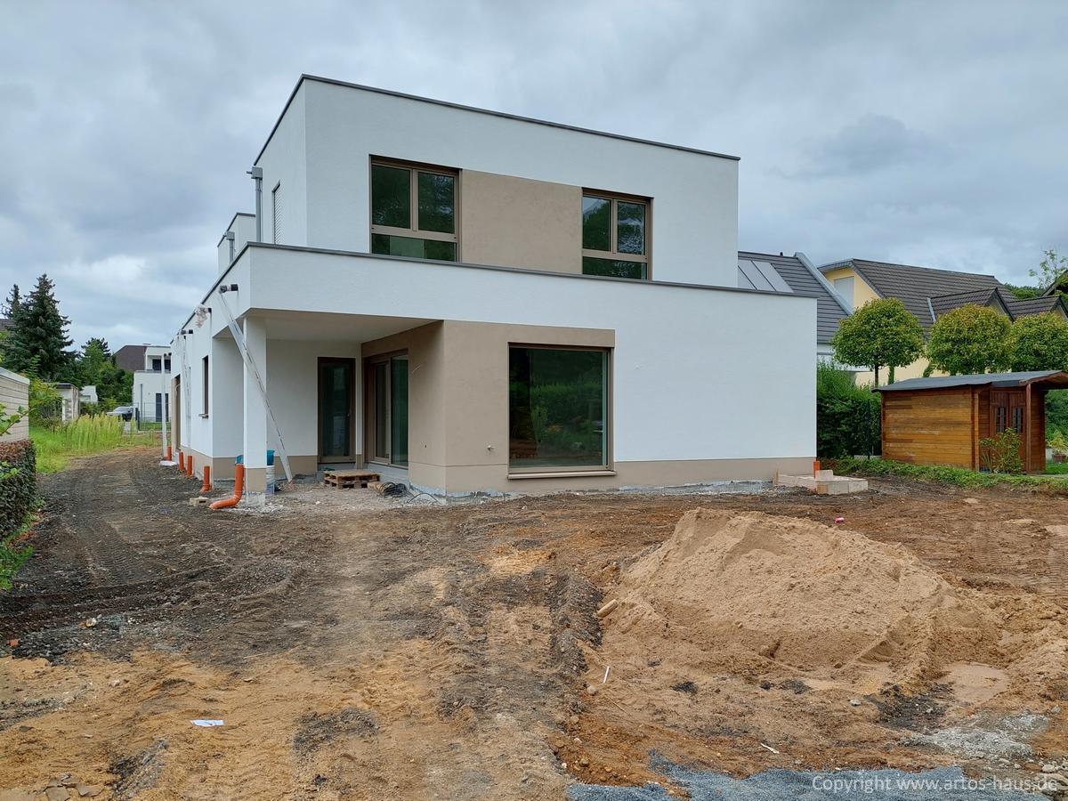 ARTOS HAUS Bauvorhaben in Bonn, STand September 2021 - Bild 3