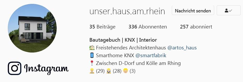 Haus am Rhein / Instagram Blog