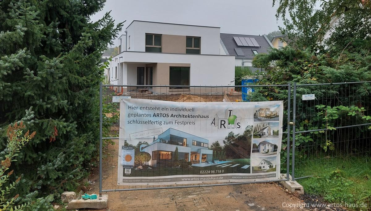 ARTOS HAUS Bauvorhaben in Bonn, STand September 2021 - Bild 1
