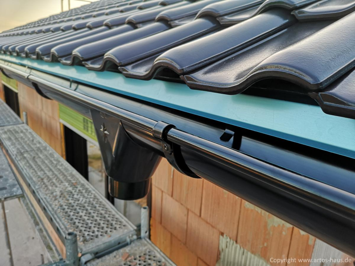 Artos-Haus Bauvorhaben EFH in Dormagen, Stand 9/21 Bild 2